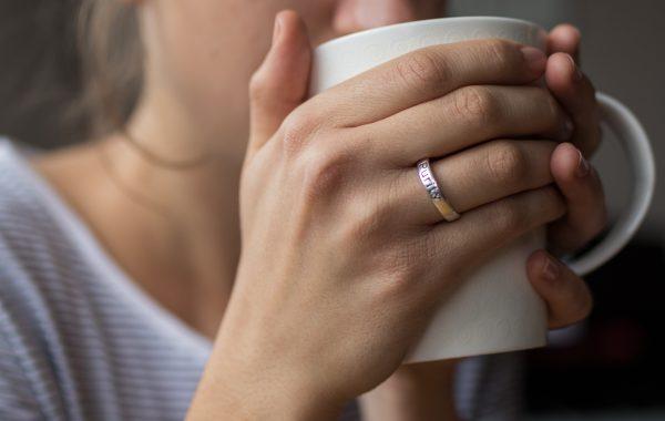 """Warum ich einen """"Purity Ring"""" trage"""